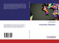 Bookcover of Innovation Adoption