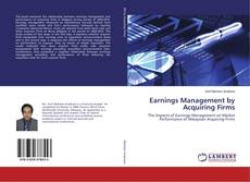 Earnings Management by Acquiring Firms的封面