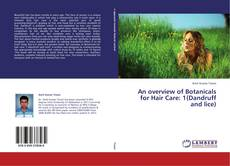 Обложка An overview of Botanicals for Hair Care: 1(Dandruff and lice)
