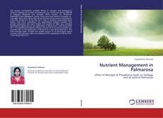 Copertina di Nutrient Management in Palmarosa