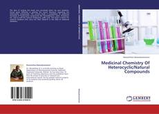 Buchcover von Medicinal Chemistry Of Heterocyclic/Natural Compounds