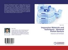 Bookcover of Impression Materials and Techniques - Removal Partial Denture