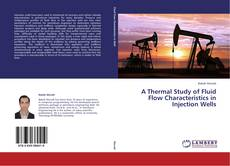 Buchcover von A Thermal Study of Fluid Flow Characteristics in Injection Wells