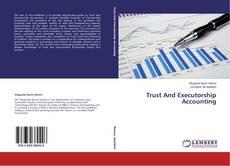 Trust And Executorship Accounting kitap kapağı