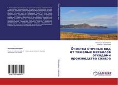 Bookcover of Очистка сточных вод от тяжелых металлов отходами производства сахара