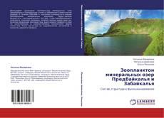 Bookcover of Зоопланктон минеральных озер Предбайкалья и Забайкалья
