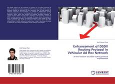 Buchcover von Enhancement of DSDV Routing Protocol in Vehicular Ad Hoc Network