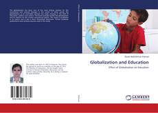 Bookcover of Globalization and Education