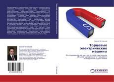 Bookcover of Торцевые электрические машины