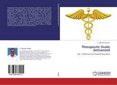 Portada del libro de Therapeutic Snake Antivenoid