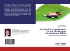 Borítókép a  Standardization and quality control of Dashanga Kwatha Ghana Tablet - hoz