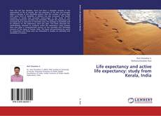 Copertina di Life expectancy and active life expectancy: study from Kerala, India