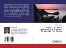 Buchcover von Impact Of KVK On Knowledge And Adoption Of Scientific Fish Culture