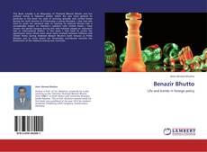 Benazir Bhutto kitap kapağı