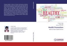 Bookcover of Health Promotion