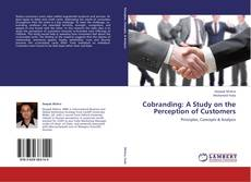 Bookcover of Cobranding: A Study on the Perception of Customers