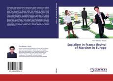 Copertina di Socialism in France Revival of Marxism in Europe
