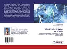 Buchcover von Biodiversity in Pyrus genotypes