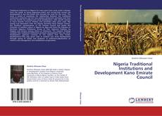 Bookcover of Nigeria Traditional Institutions and Development