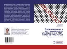 Bookcover of Полидоменное и внутридоменное упорядочение ГЦК-сплавов типа AuCu3