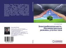 Bookcover of Электробезопасность. Несимметричные режимы утечки тока