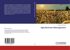 Bookcover of Agri-Business Management
