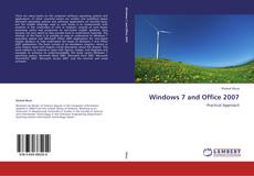 Bookcover of Windows 7 and Office 2007