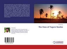 Buchcover von The View of Tagore Studies