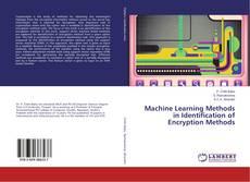 Buchcover von Machine Learning Methods in Identification of Encryption Methods