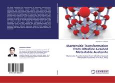 Bookcover of Martensitic Transformation from Ultrafine-Grained Metastable Austenite