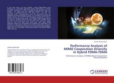 Bookcover of Performance Analysis of MIMO Cooperation Diversity in Hybrid FDMA-TDMA