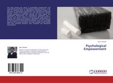Psychological Empowerment的封面