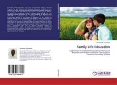 Couverture de Family Life Education
