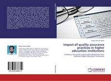 Portada del libro de Impact of quality assurance practices in higher education institutions