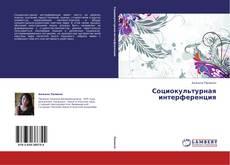 Bookcover of Социокультурная интерференция