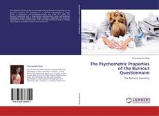 The Psychometric Properties of the Burnout Questionnaire kitap kapağı