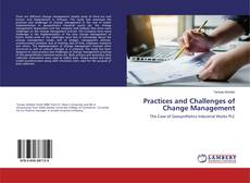 Copertina di Practices and Challenges of Change Management
