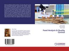 Food Analysis & Quality Control的封面