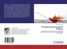 Bookcover of Transforming Corporate Culture