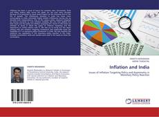 Bookcover of Inflation and India