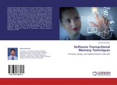 Copertina di Software Transactional Memory Techniques