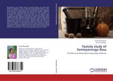 Portada del libro de Toxicity study of Samirpannaga Rasa