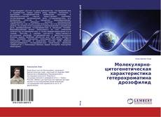 Bookcover of Молекулярно-цитогенетическая характеристика гетерохроматина дрозофилид