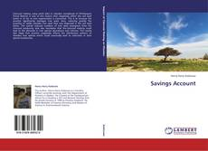 Bookcover of Savings Account