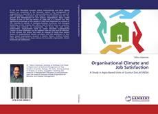 Buchcover von Organisational Climate and Job Satisfaction