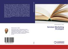 Couverture de Services Marketing Strategies