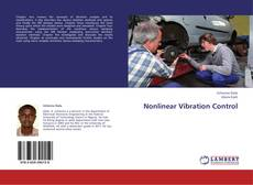 Buchcover von Nonlinear Vibration Control