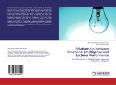 Bookcover of Relationship between Emotional Intelligence and Lecturer Performance