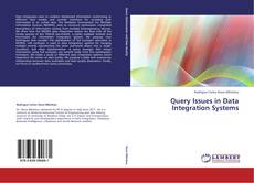 Bookcover of Query Issues in Data Integration Systems