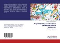 Обложка Стратегия устойчивого регионального развития